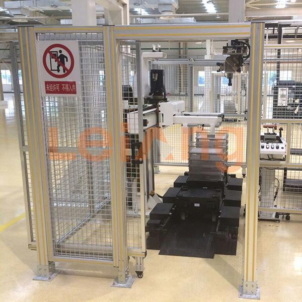 自动化设安全备围栏
